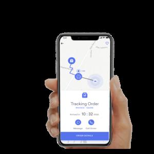 vir transport tracking order