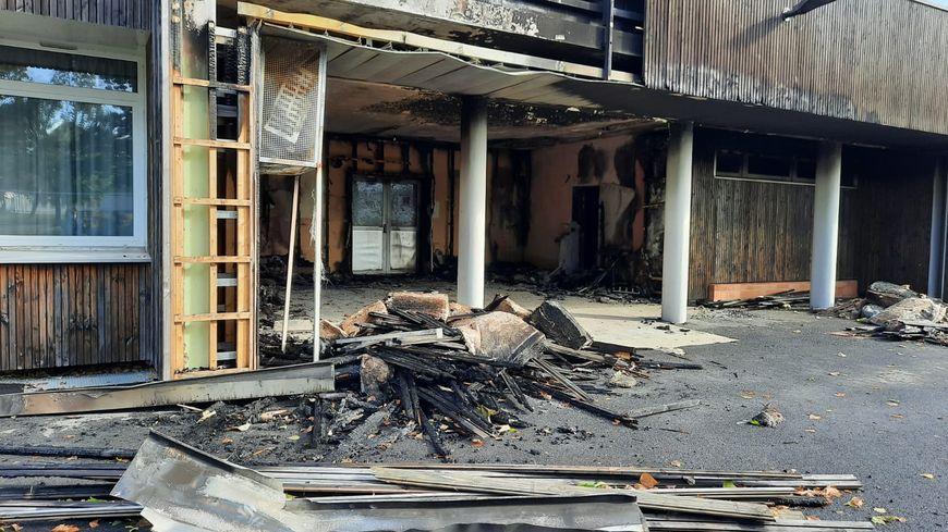 incendie au lycée professionnel André Boulloche